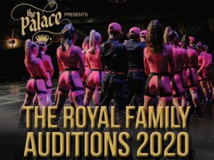Royal Family Auditions 2020